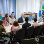 Proposta: Samuca conversa com representantes dos servidores e apresenta pacote de benefícios