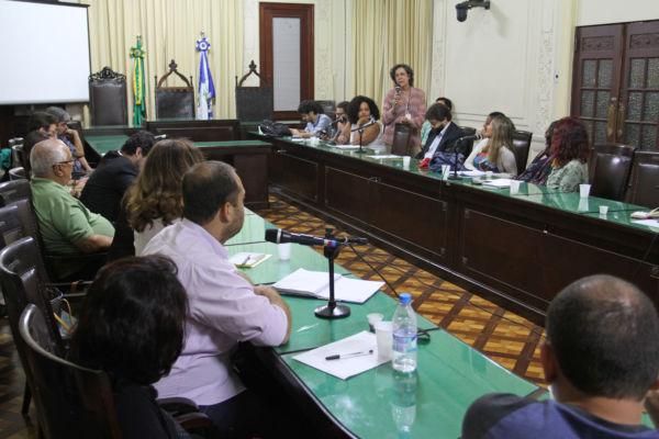 Decisão: Nomes foram escolhidos em assembleia extraordinária realizada na Alerj (Foto: Divulgação)