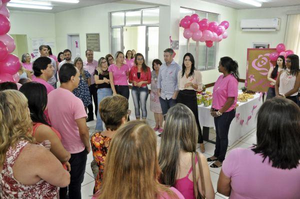 Saúde: Público alvo da campanha é formado por mulheres entre 25 e 65 anos para o exame preventivo (papanicolau) e de 50 a 69 anos para mamografia (Foto: Geraldo Gonçalves-Secom/VR)