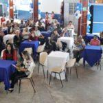 Dia do Idoso: Festa teve café da manhã, música e dança (Foto: Evandro Freitas-Secom/VR)