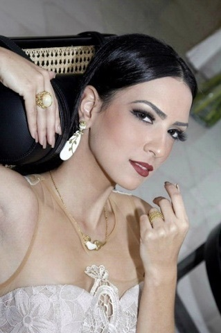 Larissa Amitti, estará presente no Baca Fest