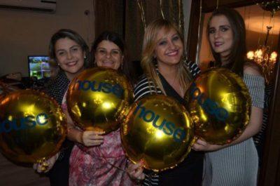 Tempo de festa Karen Magalhães, Claudete Faria, Ana Paula Delgado e Bianca Vilela