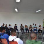 Programa que beneficia pessoas de 15 a 29 anos foi lançado no Horto Municipal de Porto Real (Dorinha Lopes - PMPR)