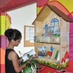'Moitará': Projeto tem alcançado o intuito de incentivar a leitura, fomentar a troca de livros e permitir um movimento literário pela cidade (Foto: Divulgação)