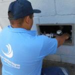 Correto: Instalação do hidrômetro é um serviço gratuito, previsto no contrato de concessão (Foto: Divulgação)