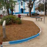 Em menos de dois meses: Esta é a segunda vez que a prefeitura investe na revitalização da Praça Getúlio Vargas (Foto: Divulgação)