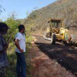 Perto de acabar: Serviços de manutenção em estradas rurais da região de Falcão estão terminando (Foto: Divulgação)