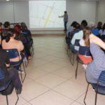 Expectativa: Empresários participaram de reunião sobre a Rua de Compras (Foto: Evandro Freitas: Secom/PMVR)
