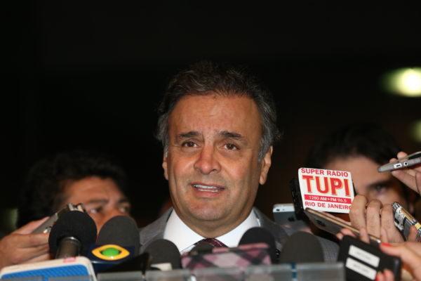 Aécio Neves vira réu oficialmente por suspeita de corrupção