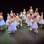 No palco: Os pais estavam orgulhosos da atuação das crianças (Foto: Evandro Freitas/SecomVR)