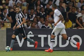 Botafogo sabe que precisa pontuar fora de casa