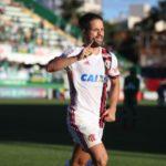 Diego marcou o único gol da partida que terminou na vitória do Flamengo (Foto: Gilvan de Souza / Flamengo)