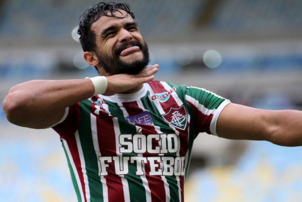 Ceifador: Henrique Dourado é esperança de gols para o Fluminense