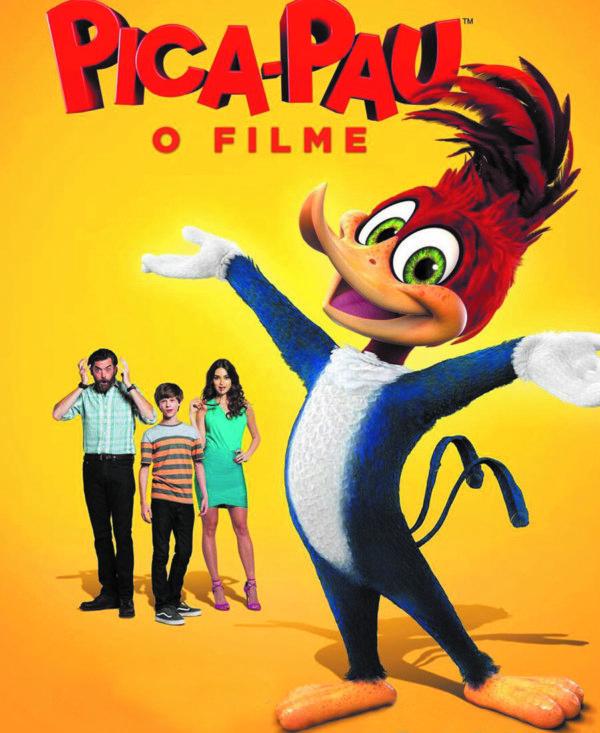 'Pica-Pau: O Filme': Longa estreou no Brasil no dia 5 de outubro e, curiosamente, ainda não tem data de lançamento nos EUA