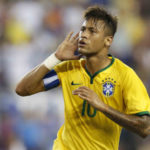 Artilharia: Em 79 partidas disputadas com a Seleção Brasileira, Neymar marcou 52 gols, três a menos que Romário (Foto: Arquivo)