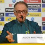 Rio 2016: Carlos Arthur Nuzman durante entrevista que fez balanço geral do jogos olímpicos do Brasil (Foto: Francisco Medeiros/ME)