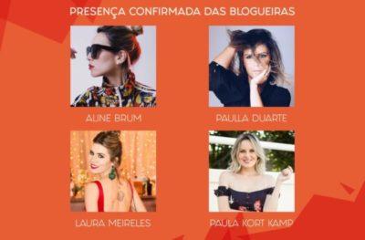 Internet: Mostra Moda contará com a participação especial de influenciadores digitais