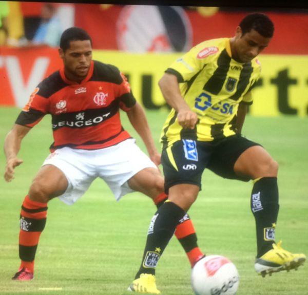 Déjà vu: Rafael Granja já atuou pelo Volta Redonda em outras duas oportunidades e chega ao clube pela terceira vez (Foto: Arquivo)