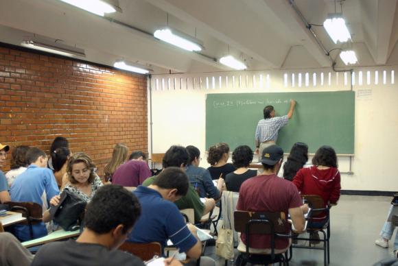 Exame é uma oportunidade para estudantes concluírem os ensinos fundamental e médio  (Foto: Arquivo/Agência Brasil)