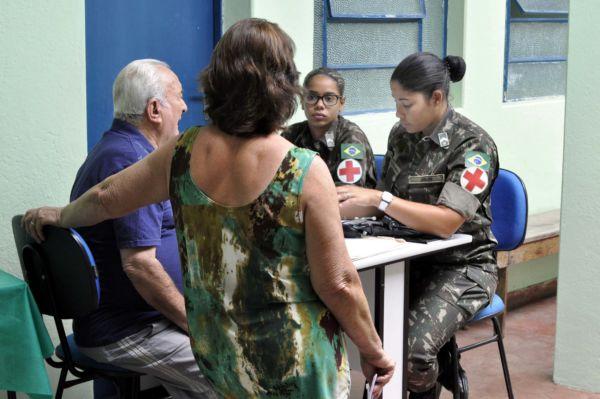 Até hoje: Moradores podem contar com especialistas como pediatras, ortopedistas, cardiologistas, dentre outros, de forma gratuita (Foto: Paulo Dimas/Ascom PMBM)