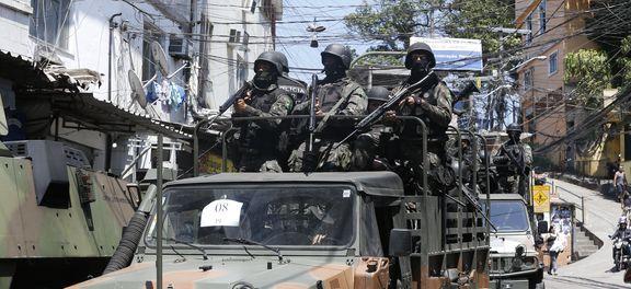 Operação conjunta com as polícias Civil e Militar na zona oeste da cidade.