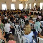 Evento: Cerimônia foi realizada no Clube Municipal, no Centro, de Barra Mansa e reuniu mais de 300 pessoas (Foto: Paulo Dimas/Ascom PMBM)