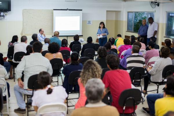 Proposta: Cohab oferece a mutuários a possibilidade de regularizar imóvel (Foto: Gabriel Borges / Secom VR)