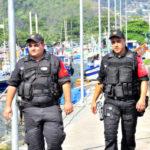 Nas ruas: População tem se sentido mais segura com a presença dos policiais (Foto: Wagner Gusmão/PMAR)