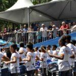 Envolvidos: Diversas instituições como secretarias, escolas, Guarda Municipal, Corpo de Bombeiros e Tiro de Guerra participaram do desfile (Foto: Paulo Dimas)