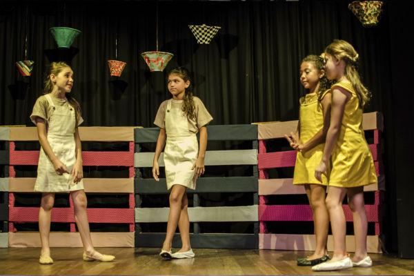 Arte em Cena: Ao todo dez espetáculos passarão pelo palco do Teatro Gacemss 1 (Foto: Divulgação)