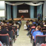 Em prática: Ao todo, 13 escolas participaram do evento (Foto: Divulgação)