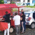 Comércio Ambulante: Vistoria segue até a próxima sexta-feira, dia 24, no Parque da Cidade (Foto: Divulgação)