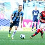 Segurando: Flamengo não conseguiu manter ritmo inicial e foi dominado pelo Grêmio