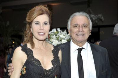 Dr. Geraldo Di Biase e Sra. Laura Breves