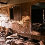 Destruição e desolamento ainda fazem parte do cenário na região afetada
