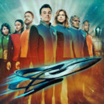 Elenco: Seth MacFarlane é o comandante da nave