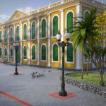 Perspectiva: Palácio Barão de Guapy um dos patrimônios históricos de Barra Mansa será revitalizado (Foto: Divulgação/Ascom PMBM)