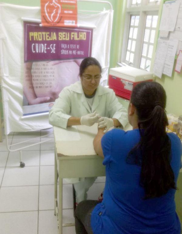 Saúde: Informar a população sobre a sífilis tem sido a melhor saída como forma de prevenir a doença (Foto: Divulgação)