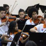 Recitais: Objetivo é mostrar para as famílias dos alunos e à comunidade a evolução das crianças e jovens (Foto: Gustavo Dias/Divulgação)