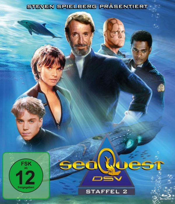 SeaQuest: Contato com ETs no fundo do mar