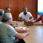 Opção: Superintendente da Fundação Cultura, Marcelo Bravo, destacou benefícios dos blocos desfilarem no Parque da Cidade (Foto: Chico de Assis/Ascom PMBM)