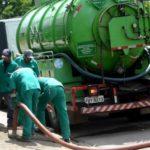 Manutenção pública: Logo no início do ano a prefeitura realizou um trabalho de desobstrução de bueiros (Foto: Divulgação/Ascom PMR)