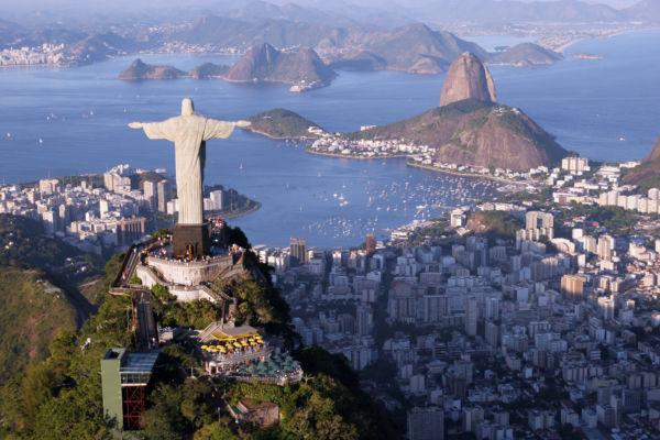 Pesquisa: Capital é o destino brasileiro com maior destaque no exterior (Foto: Ricardo Zerrenner/Divulgação)