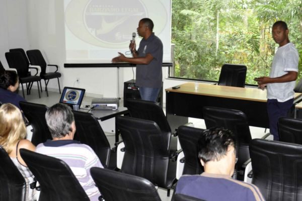 Ordem pública: Encontro teve como objetivo orientar donos e responsáveis por estabelecimentos sobre direitos e deveres (Foto: Ascom PMBM/Paulo Dimas)
