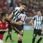 Derrota na Ilha: Flamengo perde para o Santos por 2 a 1, na penúltima rodada do Campeonato Brasileiro (Foto: Gilvan de Souza / Flamengo)