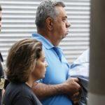 Rio de Janeiro - O deputado Jorge Picciani se apresenta à Polícia Federal (PF) após nova ordem de prisão expedida pelo Tribunal Regional Federal da 2ª Região (TRF2).  (Foto: Tomaz Silva/Agência Brasil)