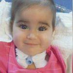 'Ame Malu': Campanha visa ajudar a custear o tratamento da pequena Maria Luísa, de nove meses (Foto: Reprodução Facebook)