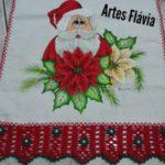 Artesanato: Moradora de Volta Redonda produz e vende artigos para o Natal (Foto: Divulgação)