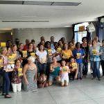 'Nossas Receitas': Livro conta com 95 receitas selecionadas pelas participantes do grupo Girassol (Foto: Divulgação)