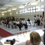 Ao todo, 161 alunos com idade entre 15 e 80 anos participaram da formatura (Foto: Chico de Assis-PMBM)